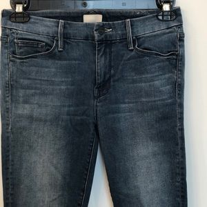 Mother Jeans - Looker Ankle Fray